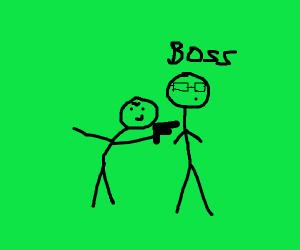 Step 3: kill the boss
