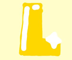 golden L