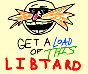 get a load of this, libtards