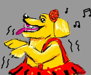 Flamenco Dog