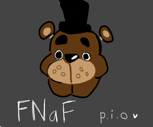 Five Nights At Freddy's PIO