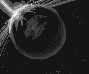 planets exploding gif - 300×250