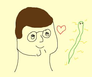peter griffin loves eel