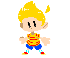Lucas from Earthbound