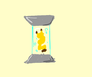 Pikachu in a test tube