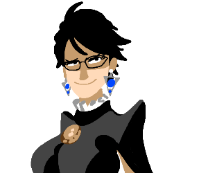 Bayonetta now extra thicc