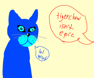 Bluestar being told tigerclaw isn't epic