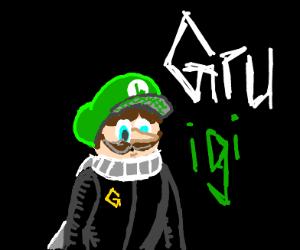 Gruigi (Luigi + Gru)