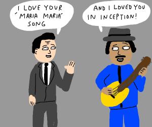 Joseph and Santana
