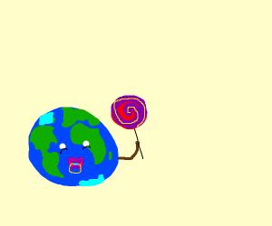 Childlike Earth