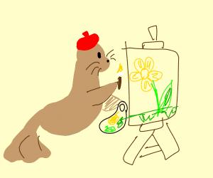 Walrus Artist