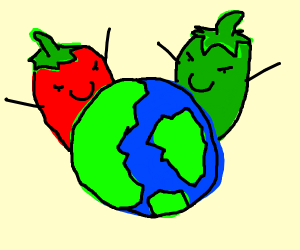 Peppers are ruling the world