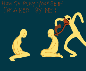 How To Play Yourself, as Explained by Panel 2