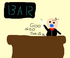Baby Bartender