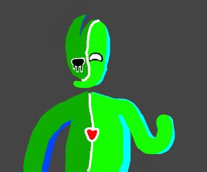 bipolar alien