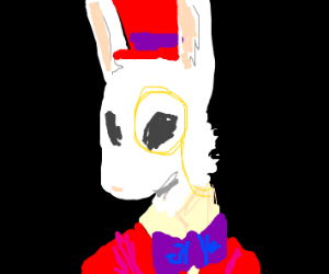 fancy march hare