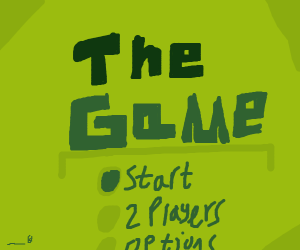 The Game: Start/2player