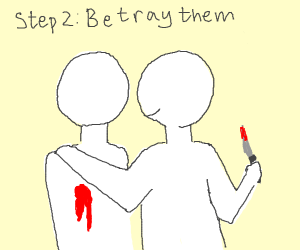 Step 1: Be nice to eachother.