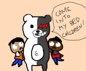Danganrompa bear is a weeb pederast