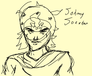 Here is our son Johnny