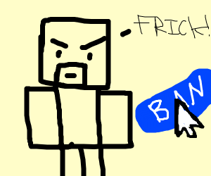My Christian Minecraft Server - Drawception