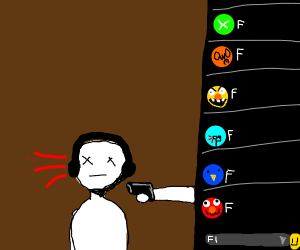 ,,Streamer dies on stream, chat spams F,,