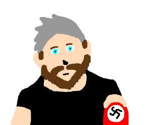 PewDiePie is nazi 100 percent true