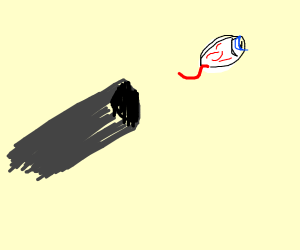 Eye cannon