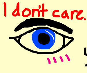 1 blueeye blushy with i dont care for over it
