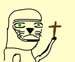 Cat cultists