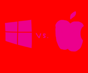 windows vs apple
