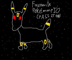 FAV pokemon (PIO)