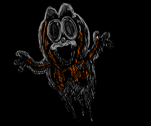 ghost garfield
