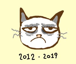 R.I.P.Grumpy Cat, Meme OG