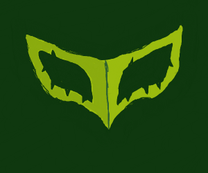 (person 5) joker's mask
