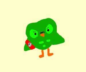 duolingo bird is hitler