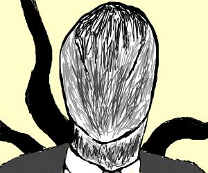 evil slenderman