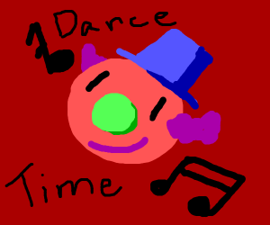 It's Dance Time!