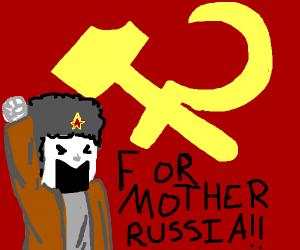 Communist propoganda