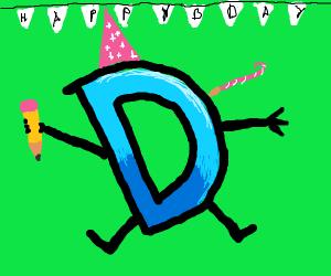 Drawception Birthday