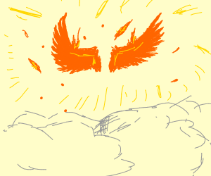 fiery angle wings