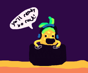 Pineapple DJ
