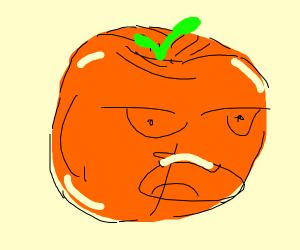 Aggressive Peach