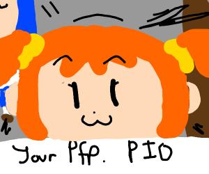 Your profile picture pio