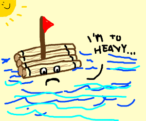 Heavy Raft