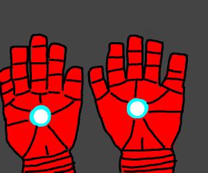 iron man repulsors