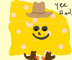 Cowboy cheese