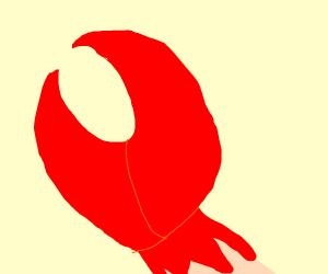 crab hand