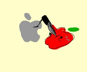 Apple violence