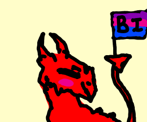 Satan turns out to be bisexual
